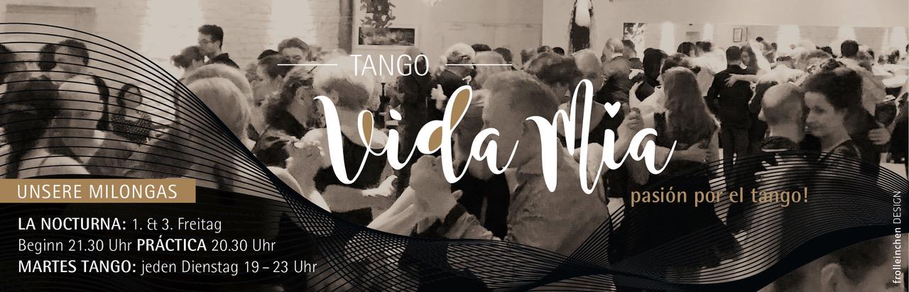 Milonga bei Tango VidaMia